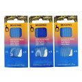 3 Packs - PONY Beading Needles #10,#11#12 (6 Needles/size)