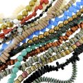 20 Strands Value Pack Czech Glass Beads Pressed Glass Assortment