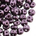 ES-O Mini Beads 2-Hole 4mm 5 GM - Pastel Bordeaux