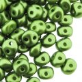 ES-O Mini Beads 2-Hole 4mm 5 GM - Pastel Olivine