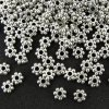 Tibetan Silver Spacer Daisy Flower 5mm Spacer Beads - 300pcs