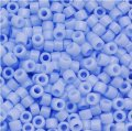 DB1137 Miyuki Delica Seed Beads 11/0 Opaque Agate Blue 7.2G