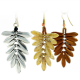 Dagger Fern Earrings Pattern