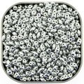 Czech SuperDuo Two-hole Beads 5.5x2.5mm Full Labrador 22.5G