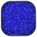 Czech SuperDuo Two-hole Beads 5.5x2.5mm Sapphire 24G