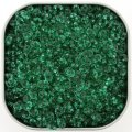 Czech SuperDuo Two-hole Beads 5.5x2.5mm Emerald 22.5G