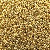 Demi Round Seed Beads Size 11/0 8.2GM DURACOAT Glvnzd Starlight