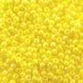 Seed Beads Round Size 11/0 28GM Opaque Rainbow Dandelion