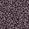 Seed Beads Round Size 11/0 28GM Opaque Purple