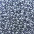 Seed Beads Round Size 11/0 28GM Ceylon Virginia Bluebell