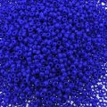 Toho Round Seed Beads Size 15/0 Opaque Navy Blue 8GM