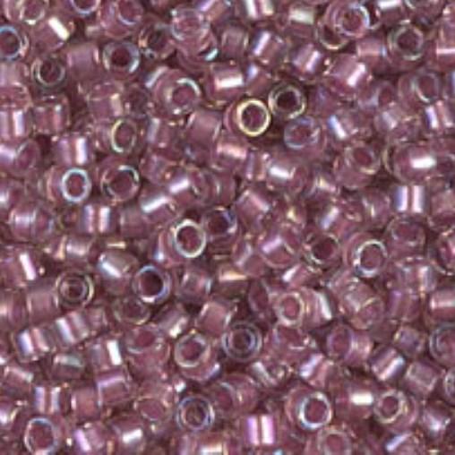 Miyuki Delicas 11//0 Opaque Bright Rose Seed Beads DB-1371