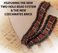 Brick and Tile Ladder Bracelet Pattern