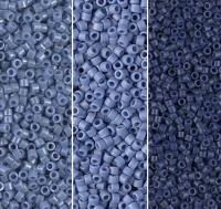 Miyuki Delica Seed Beads 11/0 Combo: Denim Collection