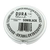 DURAThread - Beading Thread, 0.08mm Dia. 50YD Black
