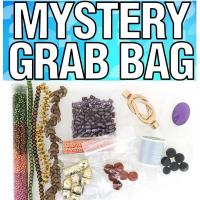 """GRAB BAGS"" 10+ Mystery Items for  Jewelry Making"